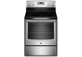 Maytag - MER8670AS - Free Standing Electric Ranges