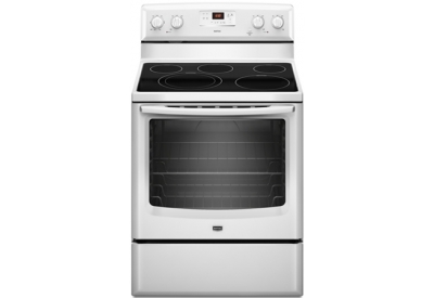 Maytag - MER8670AW - Electric Ranges