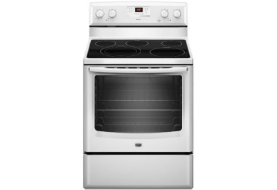 Maytag - MER8674AW - Electric Ranges