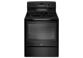 Maytag - MER8680BB - Free Standing Electric Ranges