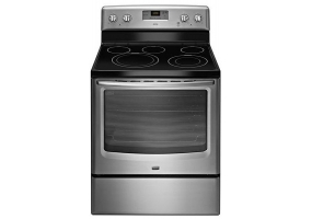 Maytag - MER8680BS - Free Standing Electric Ranges