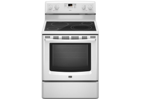Maytag - MER8770WW - Free Standing Electric Ranges