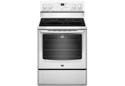 Maytag - MER8775AW - Electric Ranges