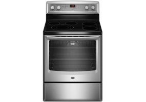 Maytag - MER8880AS - Free Standing Electric Ranges
