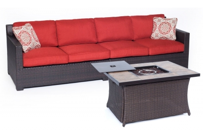 Hanover - METRO3PCFP-BRY-A - Patio Seating Sets
