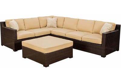 Hanover - METRO5PC - Patio Furniture