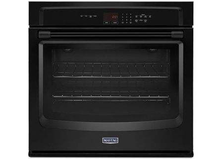 Maytag - MEW7527DB - Single Wall Ovens