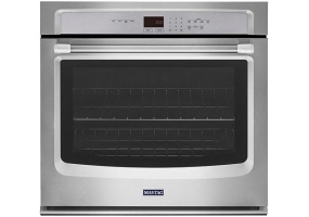 Maytag - MEW7527DS - Single Wall Ovens