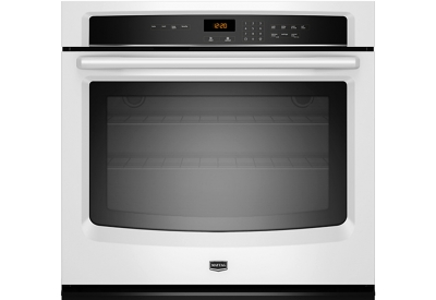 Maytag - MEW7530AW - Single Wall Ovens