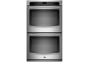 Maytag - MEW7627AS - Built-In Double Electric Ovens