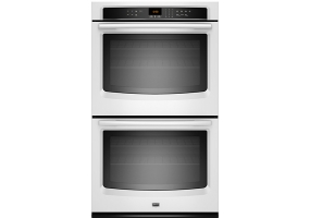 Maytag - MEW7627AW - Built-In Double Electric Ovens