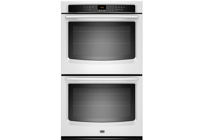 Maytag - MEW7627AW - Double Wall Ovens