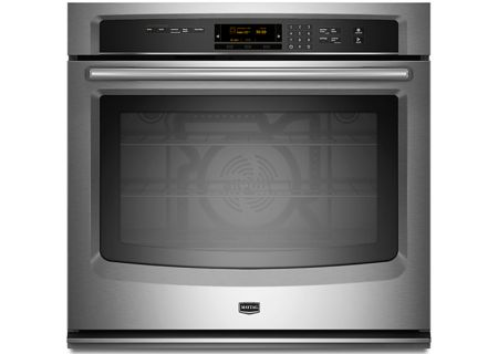 Maytag - MEW9527AS - Single Wall Ovens