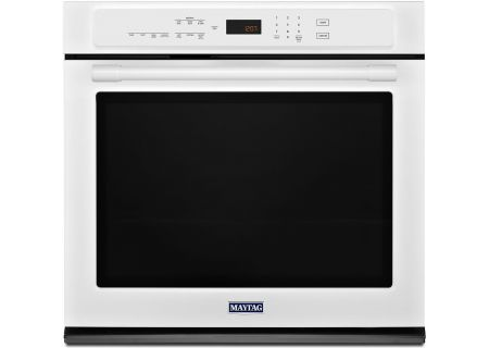 Maytag - MEW9527FW - Single Wall Ovens