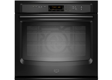Maytag - MEW9530AB - Single Wall Ovens