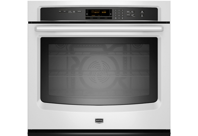 Maytag - MEW9530AW - Single Wall Ovens