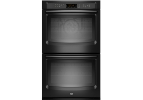 Maytag - MEW9627AB - Built-In Double Electric Ovens