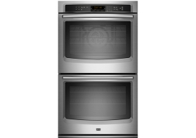 Maytag - MEW9627AS - Built-In Double Electric Ovens
