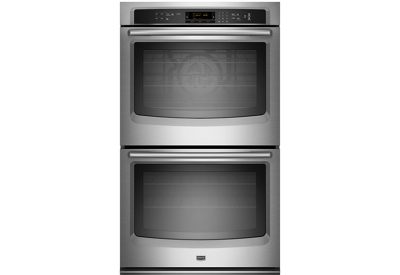 Maytag - MEW9627AS - Double Wall Ovens