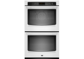 Maytag - MEW9627AW - Built-In Double Electric Ovens