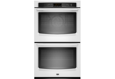 Maytag - MEW9627AW - Double Wall Ovens