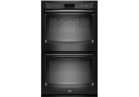 Maytag - MEW9630AB - Built-In Double Electric Ovens