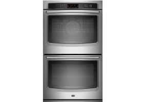 Maytag - MEW9630AS - Built-In Double Electric Ovens