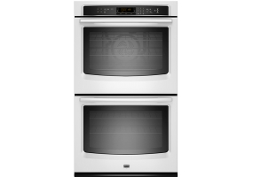Maytag - MEW9630AW - Built-In Double Electric Ovens