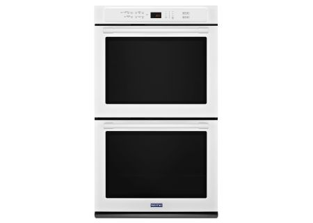 Maytag - MEW9630FW - Double Wall Ovens