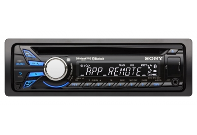 Sony - MEX-BT3100P - Car Stereos - Single Din