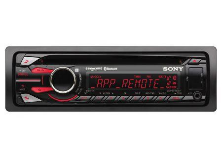 Sony - MEXBT4100P - Car Stereos - Single DIN