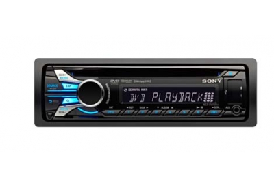 Sony - MEXDV1700U - Car Stereos - Single DIN