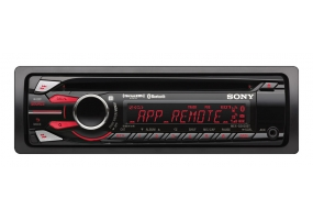 Sony - MEX-GS600BT - Car Stereos - Single Din