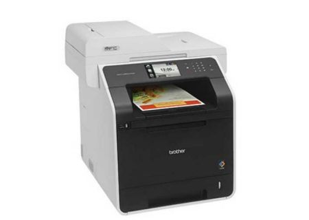 Brother - MFC-L8850CDW - Printers & Scanners