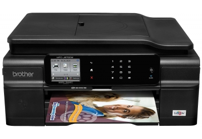 Brother All-In-One Wireless Inkjet Printer - MFC-J870DW