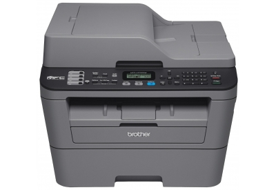 Brother All-In-One Laser Printer With Wireless Networking And Duplex - MFC-L2700DW