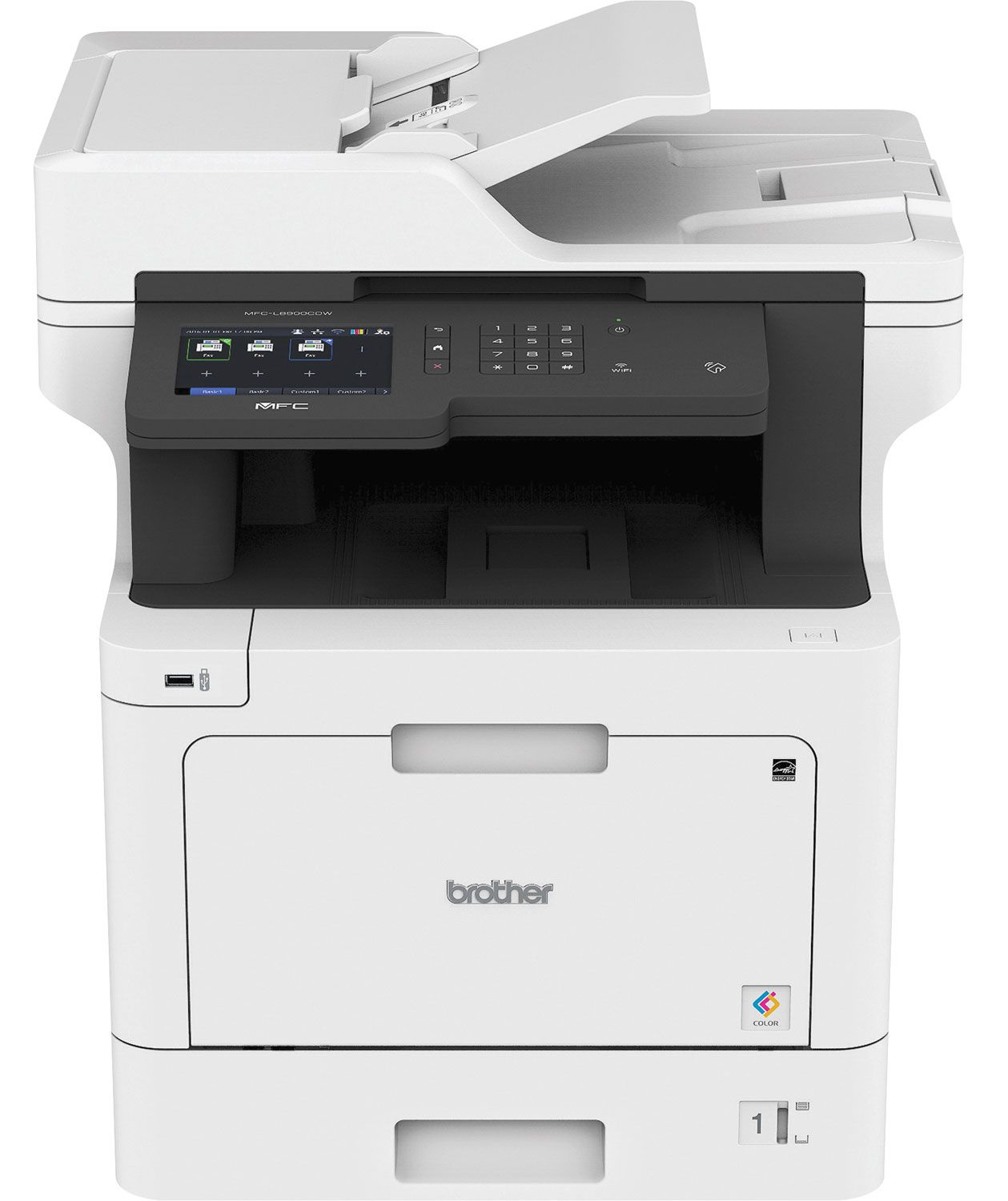 Color wireless printer laser - Brother Mfc L8900cdw Printers Scanners