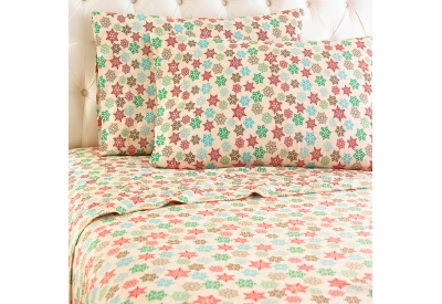 Shavel - MFNSSCKSFL - Bed Sheets & Pillow Cases