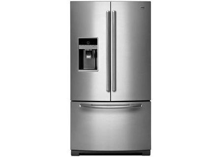Maytag - MFT2673BEM - Bottom Freezer Refrigerators