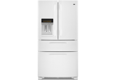 Maytag - MFX2570AEW - Bottom Freezer Refrigerators