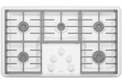 Maytag - MGC7536WW - Gas Cooktops