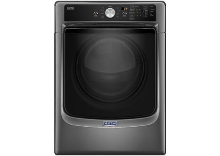 Maytag Metallic Slate Electric Steam Dryer - MED5500FC