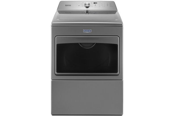 Maytag Metallic Slate Gas Dryer - MGDB765FC