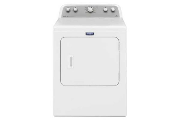 Maytag Bravo White Gas Dryer - MGDX655DW