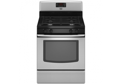 Maytag - MGR7775WS - Gas Ranges