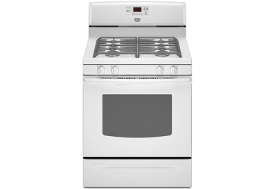 Maytag - MGR7775WW - Gas Ranges