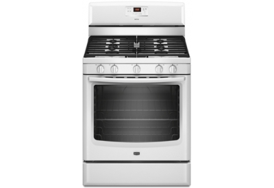 Maytag - MGR8674AW - Gas Ranges