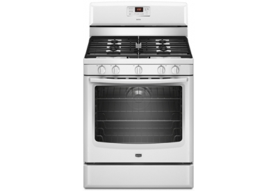 Maytag - MGR8775AW - Gas Ranges