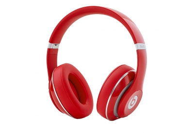 Beats By Dr. Dre Red Studio Wireless Over-Ear Headphones - MH8K2AM/A