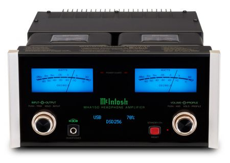 McIntosh - MHA150 - Amplifiers